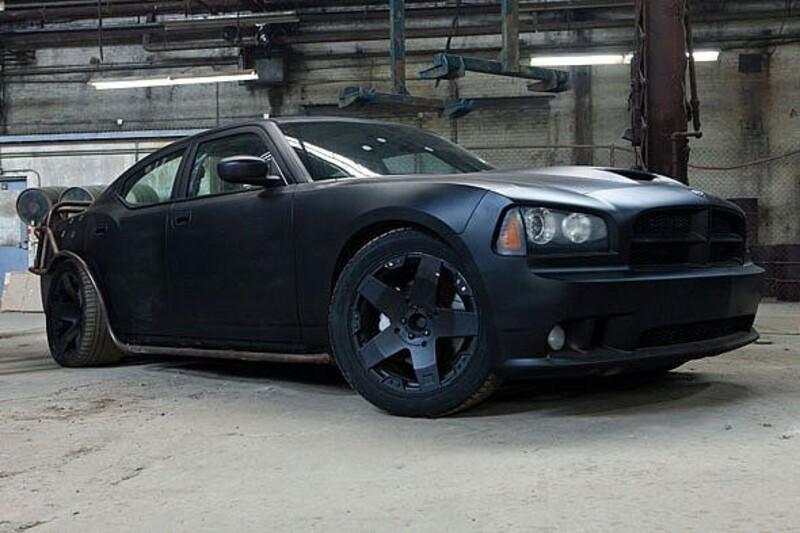 V ktorom filme sa prvýkrát objavilo auto Dodge Charger SRT8?