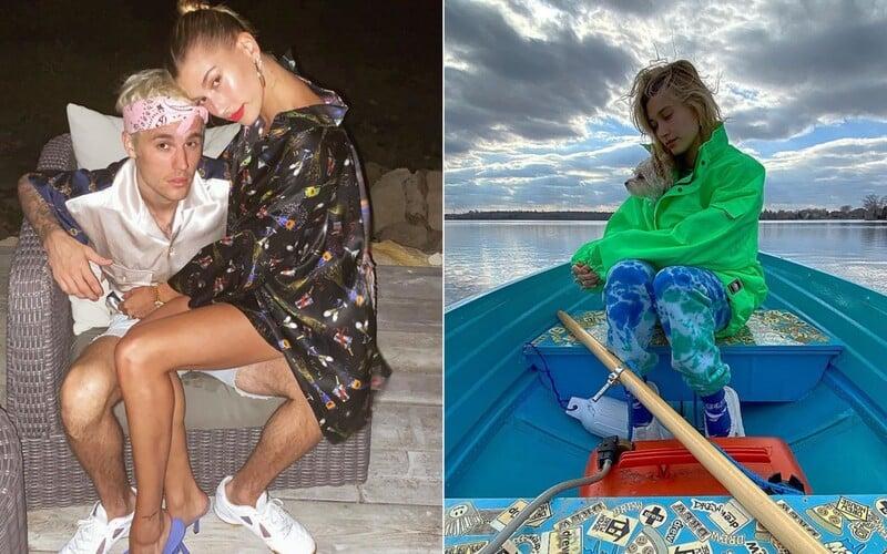 Justin Bieber dáva manželke Hailey jeden šachmat za druhým. Ako trávi izoláciu obľúbený pár?