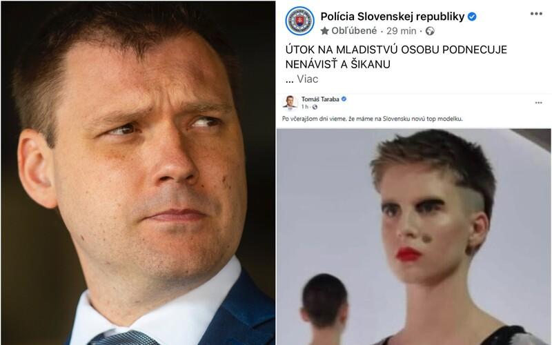 Slovenský poslanec na Facebooku šikanoval 17letou dceru prezidentky Čaputové, bude ho řešit policie.