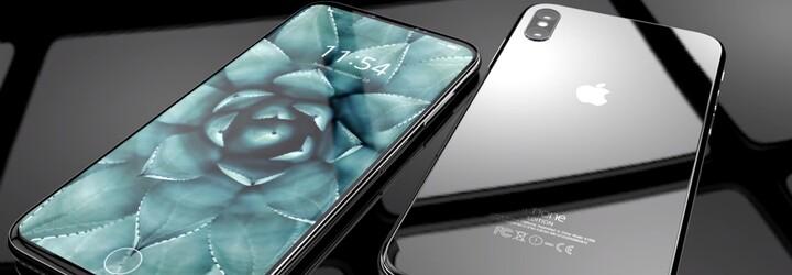 Cena iPhonu 8 je víceméně potvrzena. Nový iOS smartphone bude určený pouze pro ty nejnáročnější