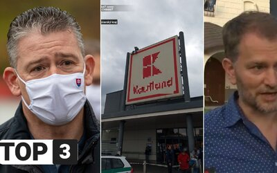TOP 3 v piatok: Mikulca neodvolali, polícia zachránila život muža zo strechy a Matovič vraj má Zuzane dať 400-tisíc z vlastného
