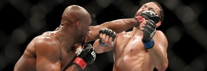 VIDEO: Šampion UFC zvítězil díky brutálnímu KO. Podívej se, jak tvrdě vypnul svého soupeře