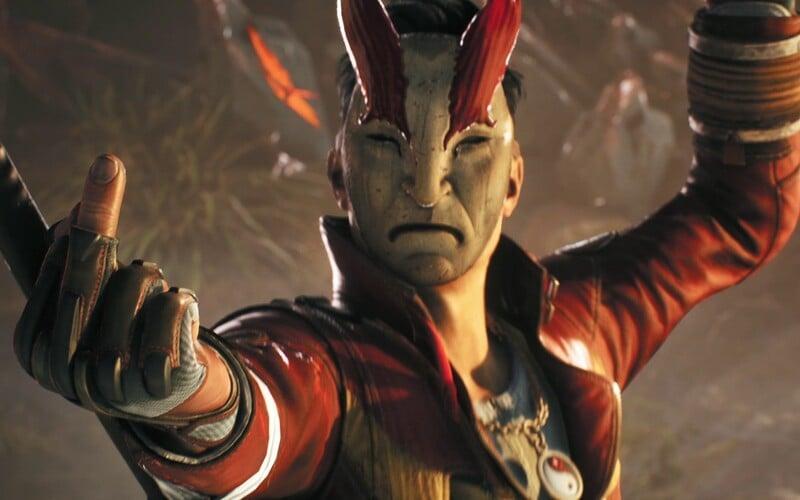 Shadow Warrior 3 tě rozesměje během rozsekávání démonů. Akční hra kombinuje žánry a hratelnost, a tak nikdy nenudí.