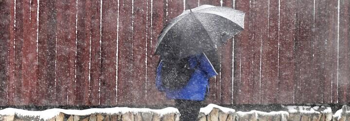 V úterý začne sněžit, během týdne napadne až 25 cm nového sněhu, varuje ČHMÚ