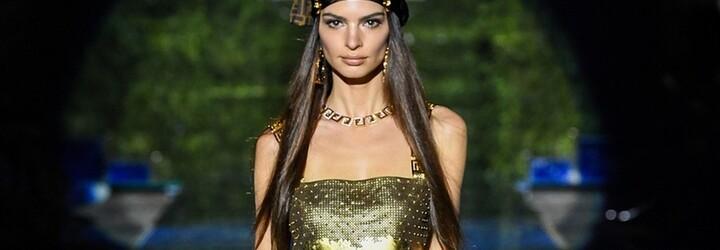 Donatella Versace a Kim Jones si vymenili pozície. Pozri si nablýskanú kolekciu Fendace, ktorú budeš chcieť vo svojom šatníku