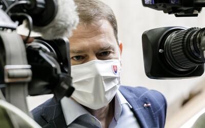 Igor Matovič: Stačí počkať minútu a opäť môžeme vyhlásiť núdzový stav na 90 dní.