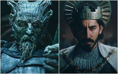 Green Knight je středověké fantasy s dechberoucím vizuálem. Představujeme černého koně oscarové sezóny.
