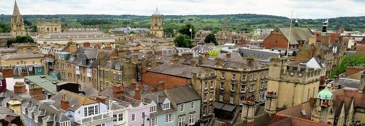 V Oxfordu vznikne první zóna bez emisí na světě. Do roku 2035 zde zakážou vjezd do centra benzínovým a naftovým automobilům