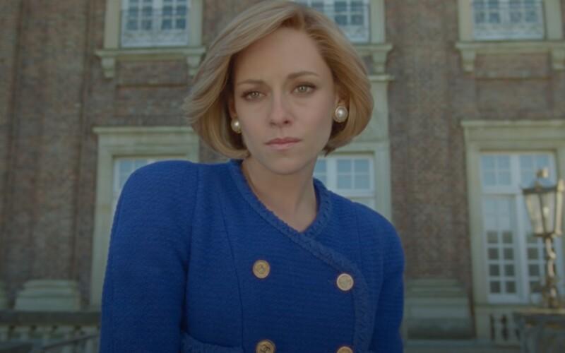 Kristen Stewart si možná vyslouží Oscara za roli princezny Diany. V emotivním traileru se ptá, zda ji královská rodina zabije.