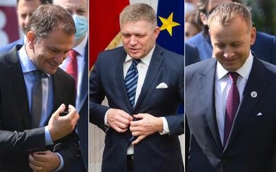 Fico hodnotí Kollára a Matoviča: Jeden úchylák, druhý zlodej, partizáni sa budú obracať v hrobe, keď prídu na oslavy SNP.
