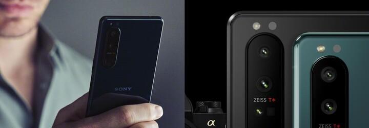 Sony představilo mobily: Xperia 1 III je první na světě se 4K Oled 120 Hz displejem. Premiéru měly i Xperia 5 III a 10 III