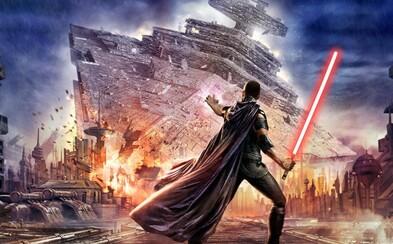 EA chystá až 3 Star Wars hry. Jedna z nich nabídne i silný příběh v singleplayerové kampani