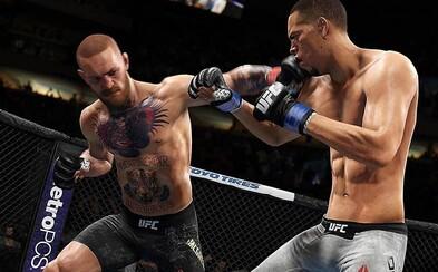 EA opět každého naštvalo. Do UFC 4 za téměř 1 800 korun přibyly reklamy, které tam nebyly během recenzování herními weby