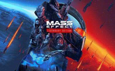 EA oznámilo remaster trilogie Mass Effect. Slavná série se má zároveň dočkat i zcela nového dílu
