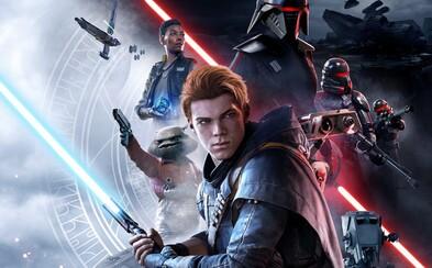EA ukázalo gameplay pre Star Wars Jedi: Fallen Order. Využívať budeme svetelný meč, silu a bojové umenia