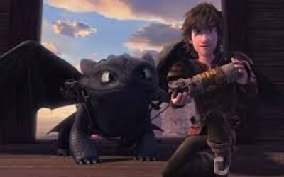 Škyťák a Bezzubka budou mít vlastní seriál. Netflix naváže na úspěšné animáky Jak vycvičit draka