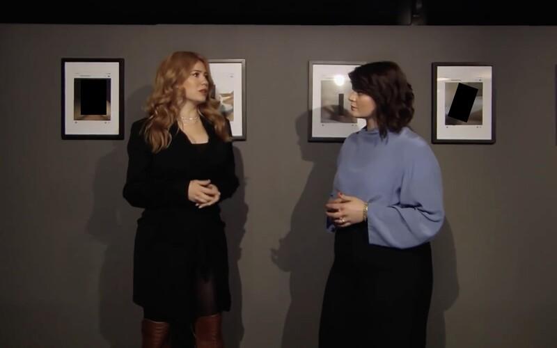Fotky mužských penisů v živém vysílání německé televize. Feministka tak upozornila na sexuální obtěžování.