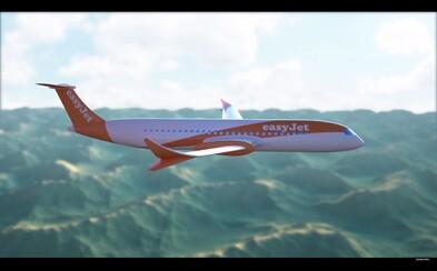EasyJet začne testovat elektrická letadla. Ceny letenek by se mohly snížit