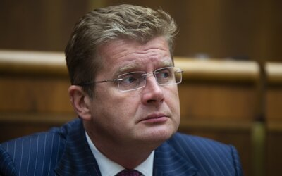 Ficov minister Žiga: Norbertovi Bödörovi som nedával žiadne peniaze, som pripravený spolupracovať s políciou.