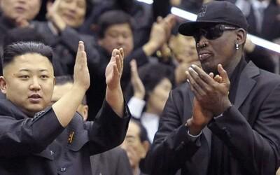 Kim Čong-un asi není v pořádku. O vůdci promluvil americký basketbalista, který se s ním přátelil.