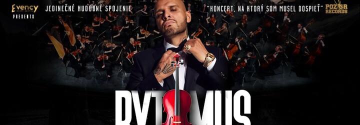 Kvôli veľkému záujmu pridáva Rytmus ešte jedno predstavenie so symfonickým orchestrom. Nenechaj si ujsť spojenie rapu a živých nástrojov