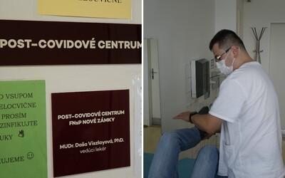 Navštívili sme postcovidové centrum: je jedno, či prežili ťažký alebo ľahký priebeh ochorenia, long covid ich trápi všetkých