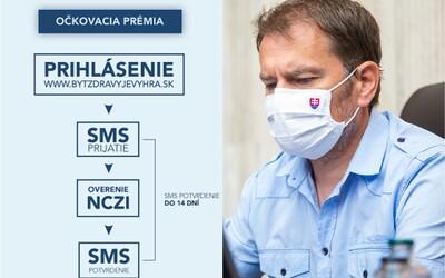 2 milióny eur týždenne pre zaočkovaných Slovákov: v lotérii môže vyhrať každý (Otázky a odpovede)