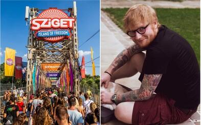 Ed Sheeran, Foo Fighters, Post Malone a desiatky ďalších na Szigete 2019