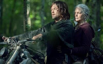 The Walking Dead sa skončí 11. sériou. Daryl a Carol dostanú vlastný seriál