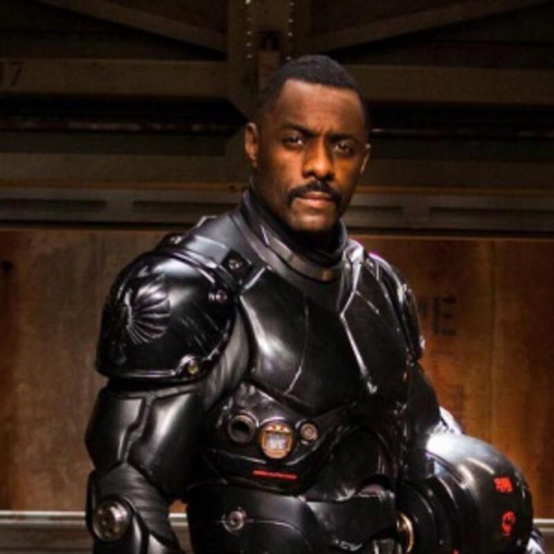 Idris Elba vo filme: