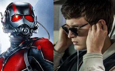 Edgar Wright prezradil, čo stálo za jeho odchodom z marvelovky Ant-Man. Prečo dal projektu zbohom a ako to pomohlo jeho novinke Baby Driver?