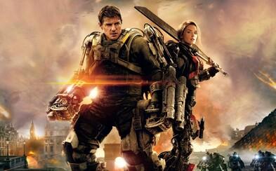 Edge of Tomorrow 2 potvrdené! Režisér hovorí aj o pokračovaní nového Mission: Impossible