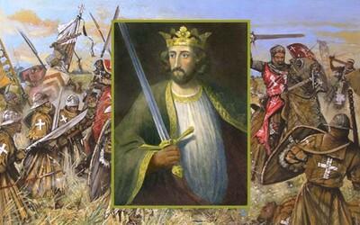 Eduard l.: Pokoriteľ Williama Wallaca, Kladivo na Škótov a posledný záchvev európskeho rytierstva v Svätej zemi