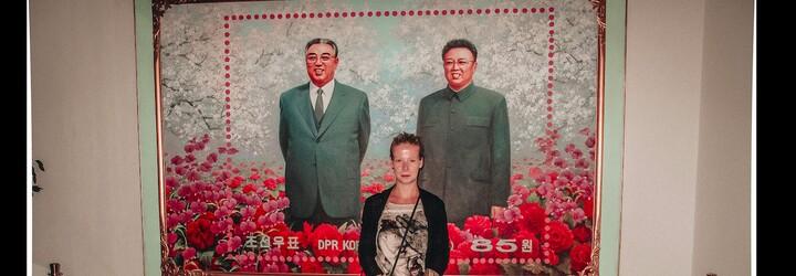 Nina Špitálníková: V Severní Koreji mě zadržela tajná policie. Popravuje se tam na náměstí před očima dětí