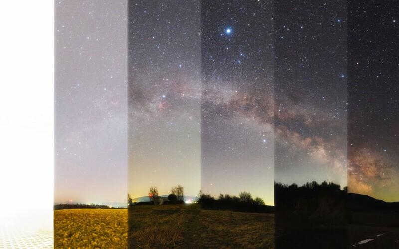 Snímka rodáka z Košíc sa stala fotografiou dňa na webe NASA. Poukazuje na dôvod, prečo prichádzame o hviezdy.