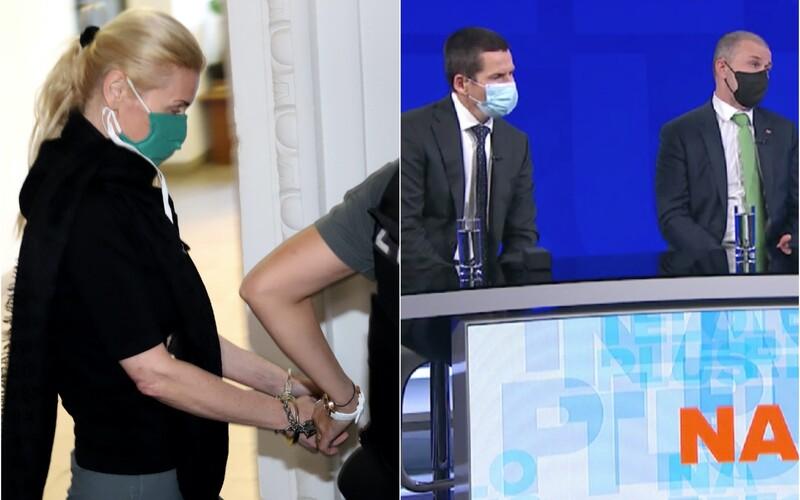 Budú padať aj mená ministrov, Jankovská ešte nepovedala všetko, myslia si kandidáti na policajného prezidenta.