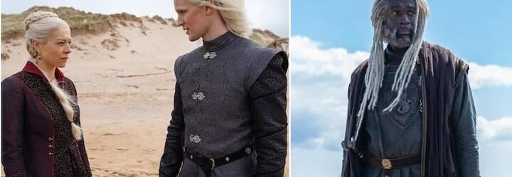 Game of Thrones: House of The Dragon prichádza s prvými zábermi. Nestali sme sa kráľmi vďaka snom, ale vďaka drakom