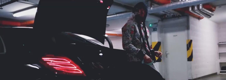 Ego má autá, lóve a aj ženy v Sameyovom sprievodnom vizuáli k intru do albumu Podzemgangu