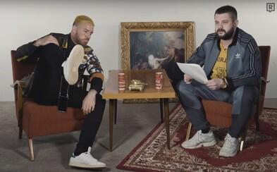 Ego označil Joe Trendyho rap za najhorší, aký kedy počul