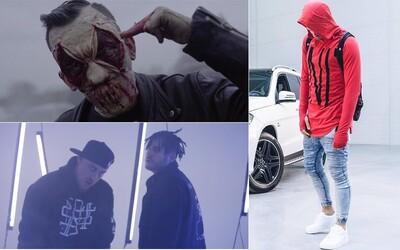 Ego, Pil C, AK či Separ. Tieto skladby ovládli slovenskú a českú rapovú scénu v roku 2015