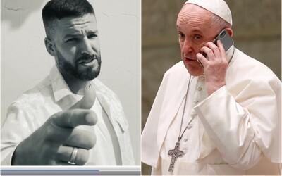 Ego pozýva zaočkovaných Slovákov na stretnutie s pápežom: Je to jeden z najúžasnejších ľudí na svete