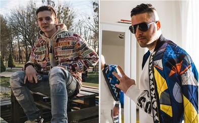 Egova Off-White mikina aj Zayova Supreme bunda. Ako jednoducho získať oblečenie slovenských raperov?