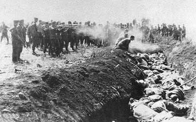 Einsatzgruppen: Bestiální nacisté stojící za nejhoršími zločiny na východní frontě