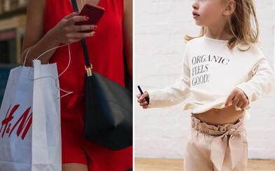 Ekologickejšie kolekcie oblečenia Conscious od H&M alebo ZARA Join life. Sú naozaj udržateľné?
