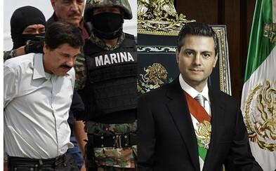 El Chapo mal dať mexickému prezidentovi úplatok 100 000 000 dolárov, vyhlásil pred súdom jeho blízky spolupracovník