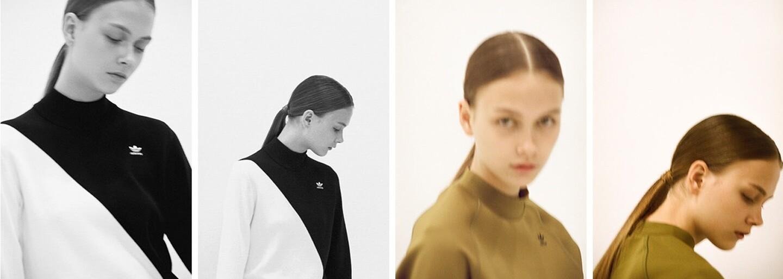 Elegancia japonskej značky HYKE sa opäť stretáva s adidas Originals