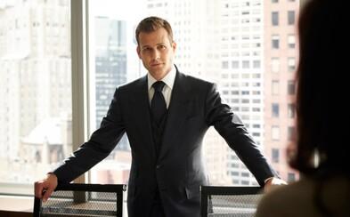 Elegantný advokát Harvey Specter sa lúči s divákmi. 9. séria Suits bude zároveň poslednou