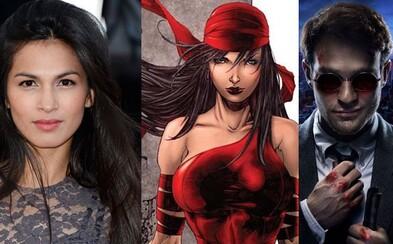 Elektra má herečku a po boku Punishera sa pripojí k 2. sérii Daredevila
