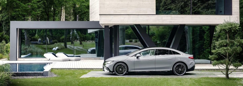 Elektrická modelová ofenzíva značky Mercedes-Benz pokračuje. Úplne nové EQE sľubuje dojazd 660 kilometrov