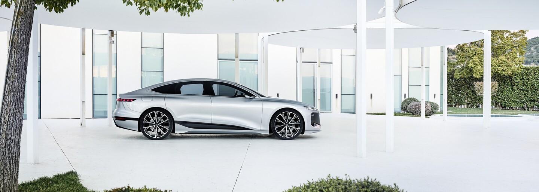 Elektrické Audi A6 ponúkne pôsobivý vzhľad a schopnosť nabiť až 100 kWh batérie za menej ako 25 minút